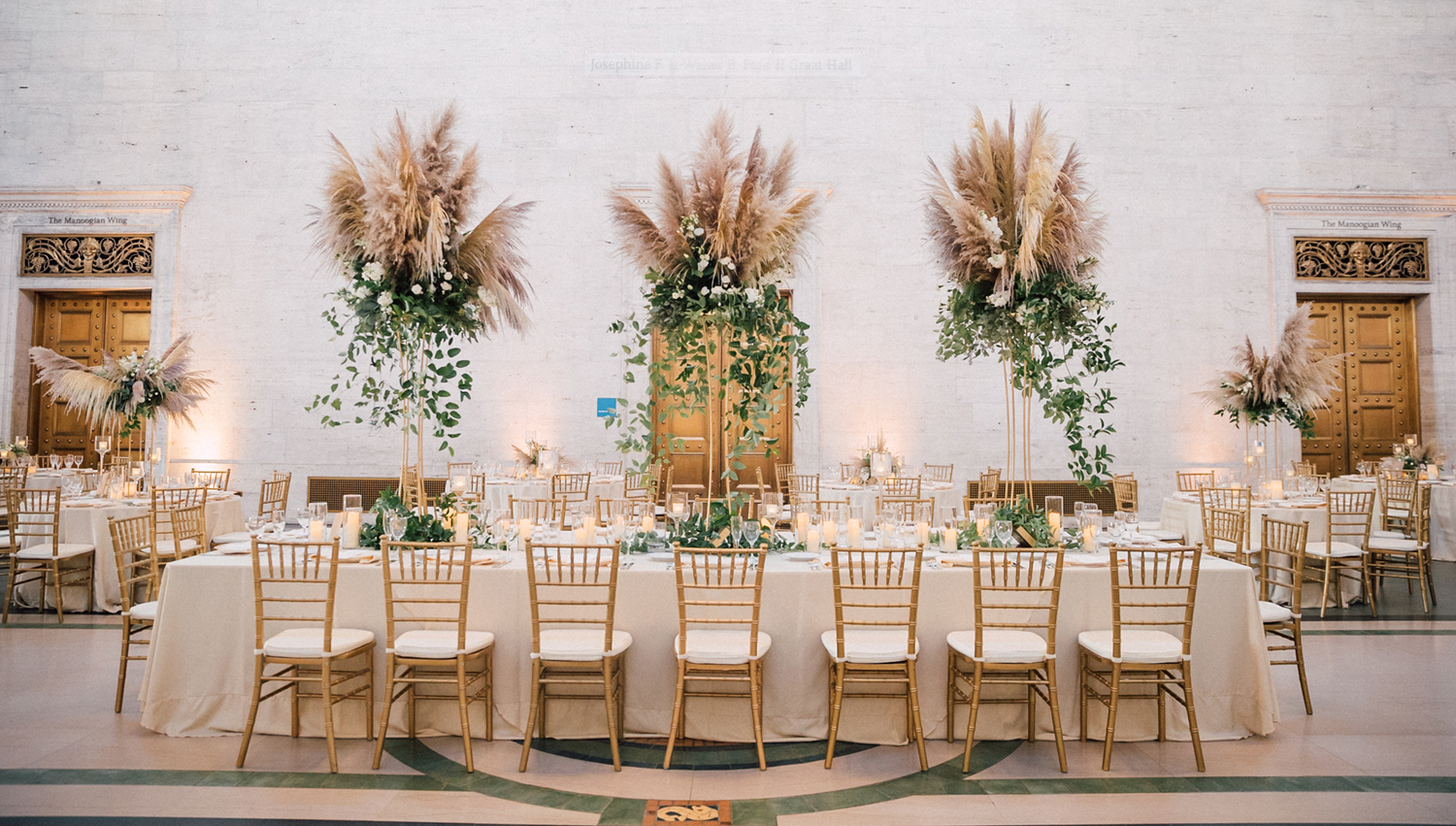 Boho to Bloom in 2020 Wedding Floral Design