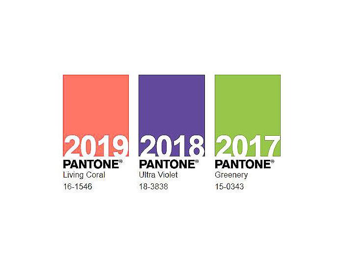 Stay Calm: Pantone Shares 2020 Color Forecast