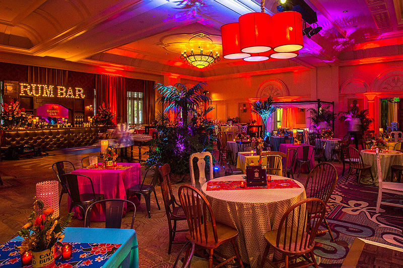 Koncept Events Brings Cuba Alive For A Corporate Reception Special Events