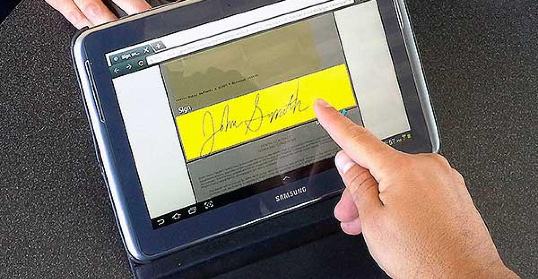 New Paperless Rental Agreement App Drivevegas Attraction