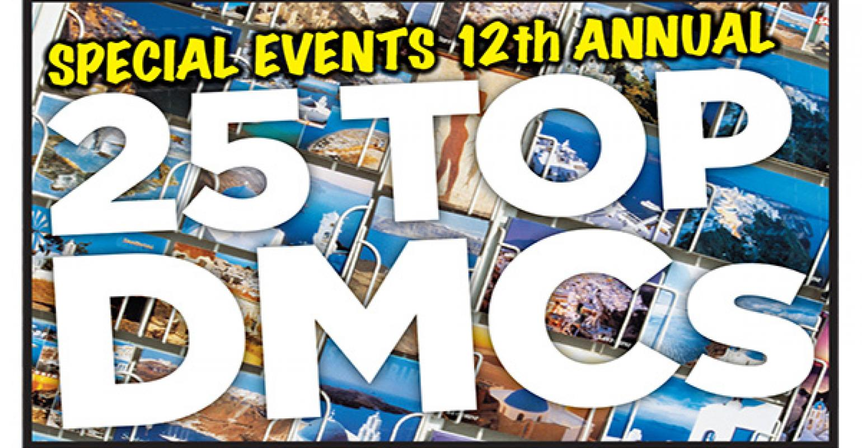 Special Events Magazine's 12th 25 top destination management