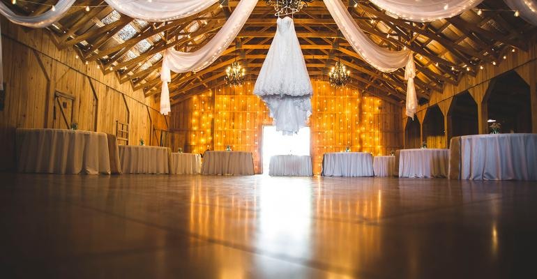 Wedding Venues What You Need For A Large Wedding: The Rise Of Nontraditional Wedding Venues