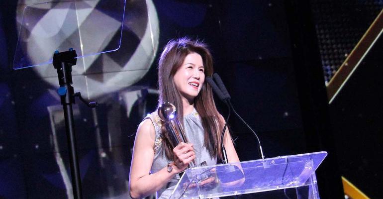 Yi-Ching Kao wins Gala Award