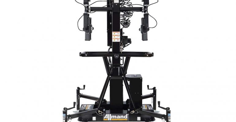 New Light Tower For Events Debuts From Allmand Bros
