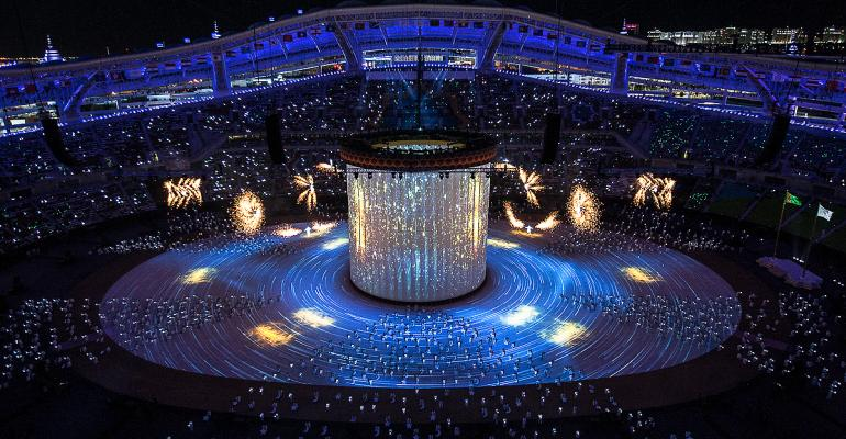 AIMAG 2017 Opening Ceremony