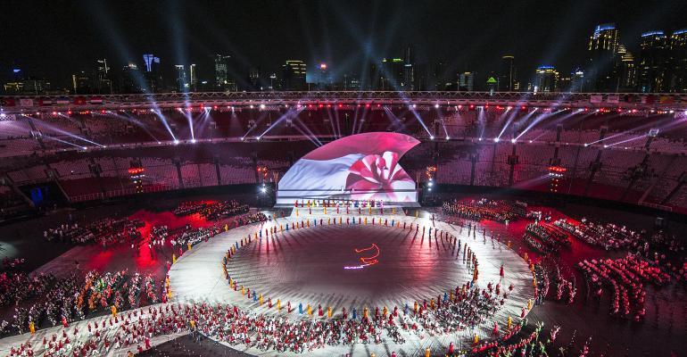 Indonesia 2018 Games