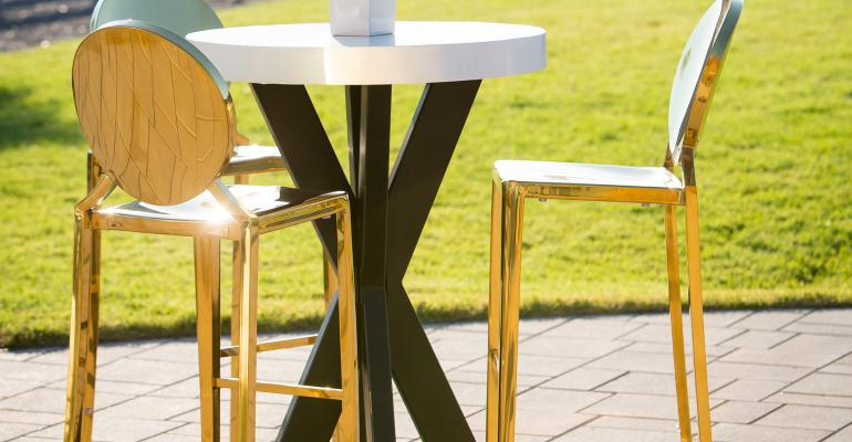 Bright tables