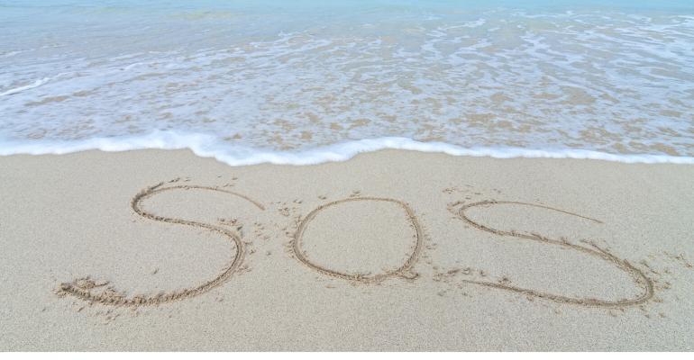 Desert Island SOS
