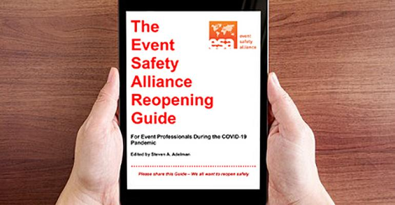 Event Safety Alliance reopening guide