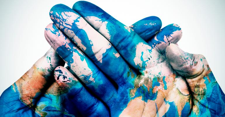 Earth Day Hands
