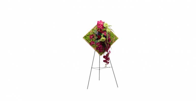 FloraCraft heavy-duty display easel