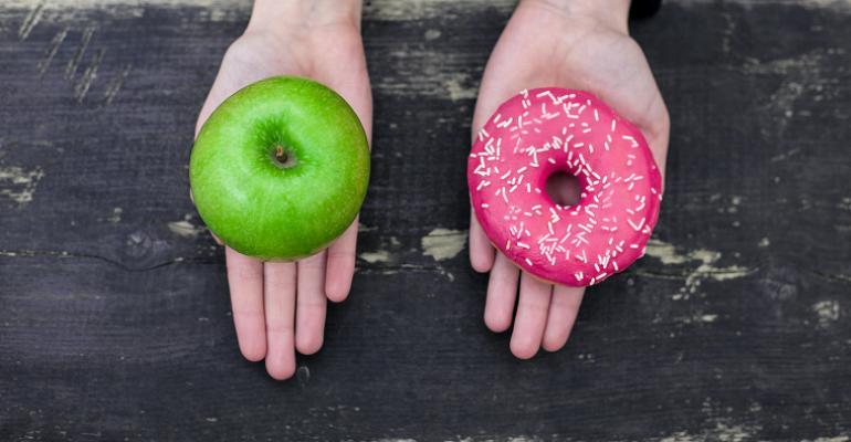 Good Food vs. Bad Food
