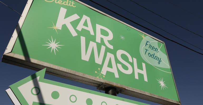 Karwash sign