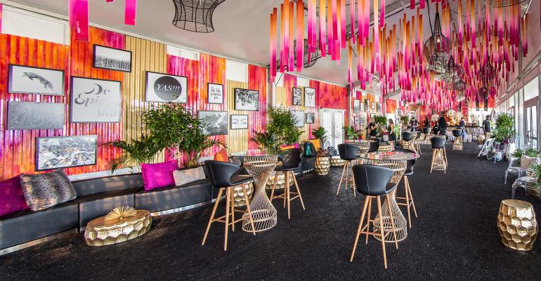 Kehoe Designs colorful interior