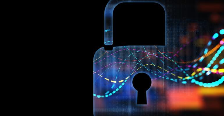 Lock data up