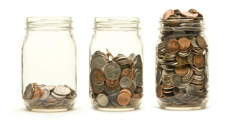 Saving pennies adds up