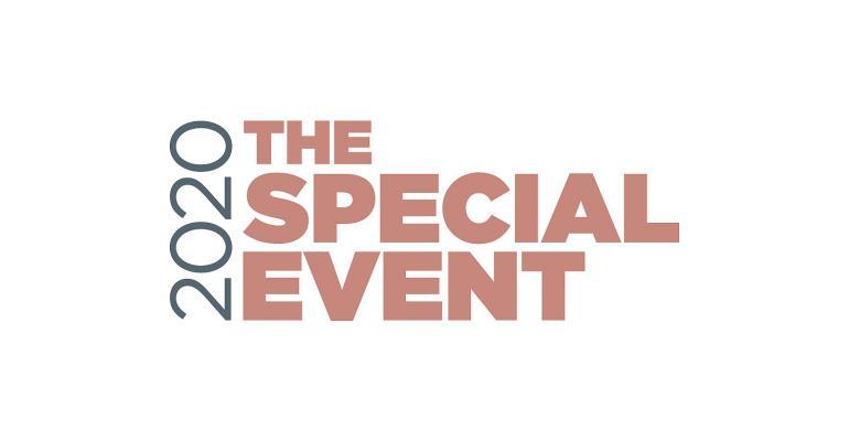 The Special Event 2020 logo