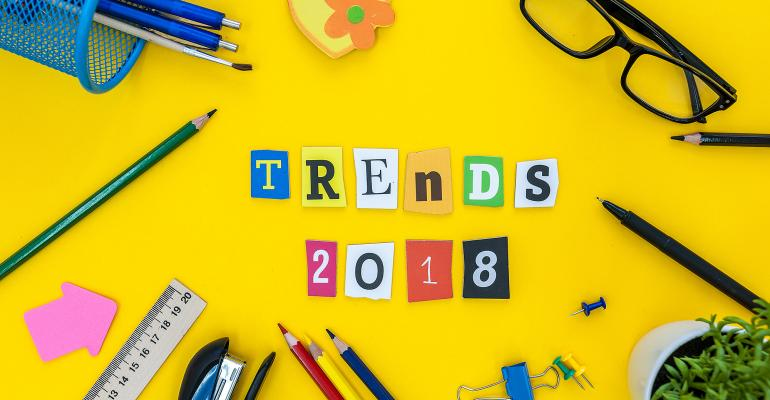 Trends 2018