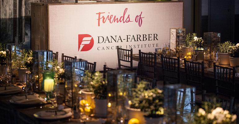 Dana-Faber gala