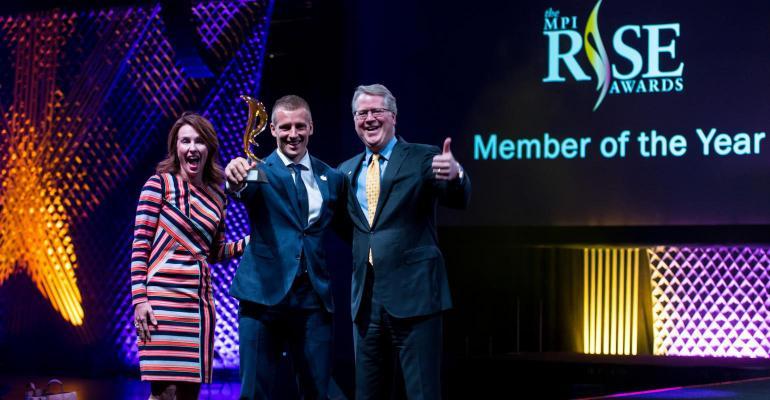 RISES awards at WEC 2018