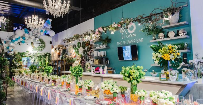 XO Bloom event
