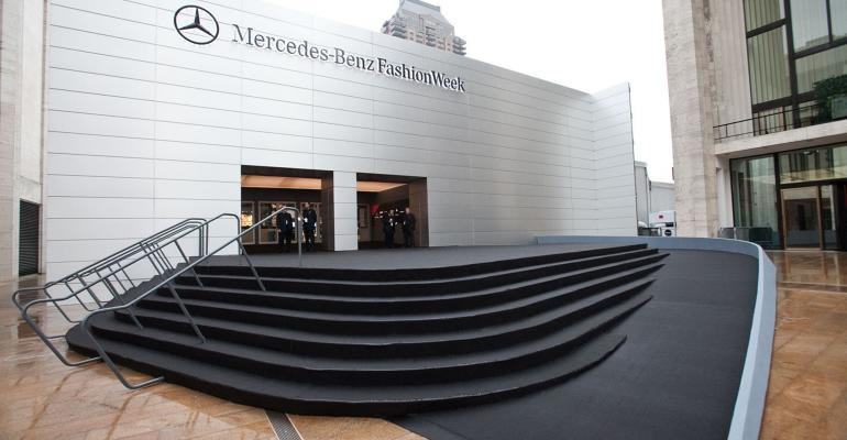 Behind the Scenes at 2013 Mercedes-Benz Fashion Week in New York
