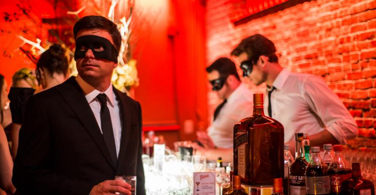 Happy Haunting: Shiraz Events Stages UNICEF Masquerade Ball