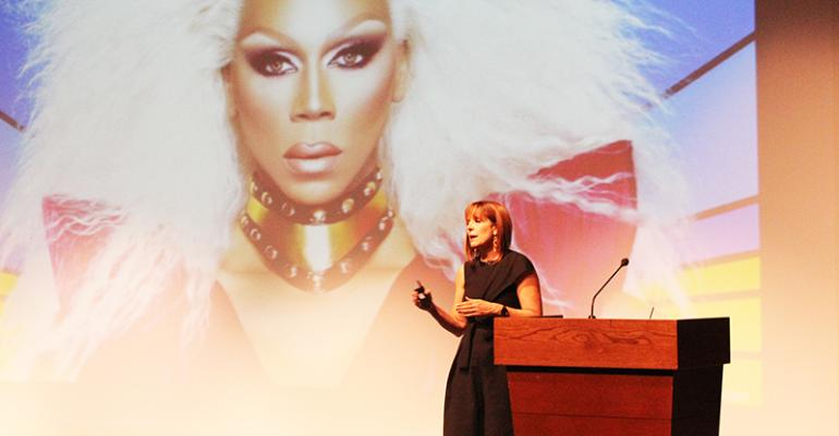 Jackie Huba on drag queens as role models