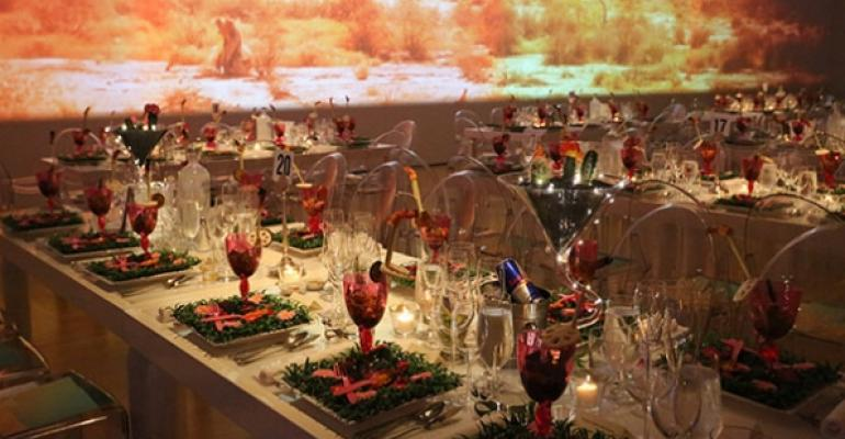 Arty Party: Fairmont the Queen Elizabeth Caters the Contemporary Art Museum Ball