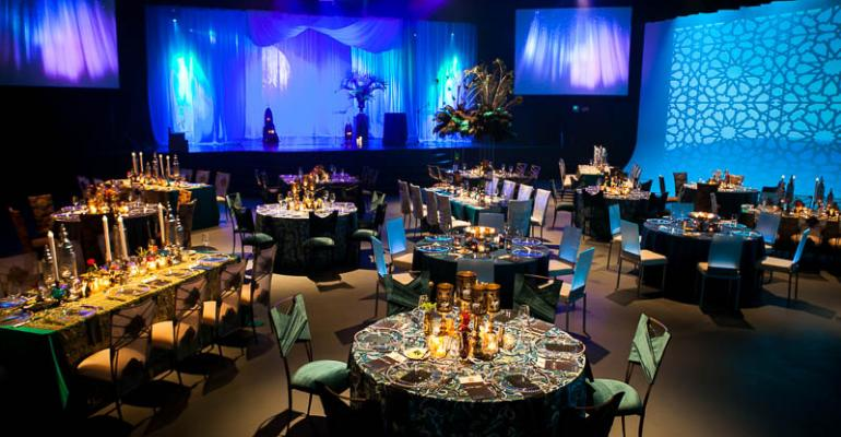 Seattle Shines: Vangard Events Designs the Emerald City Applause Awards