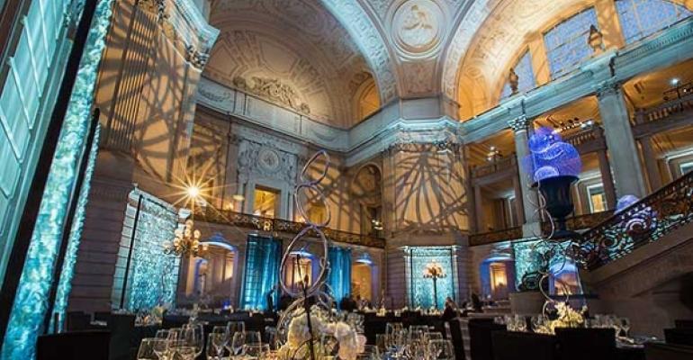 Infinite Romance: Ideas Designs the 2015 San Francisco Ballet Gala