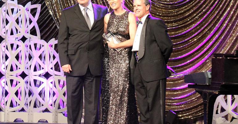 Jodi Collen Augsburg College wins Esprit Award ISES