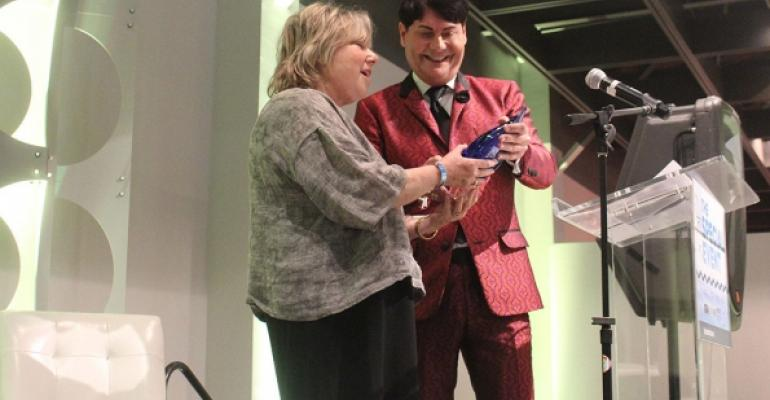 Joann RothOseary wins Steve Kemble Leadership Award