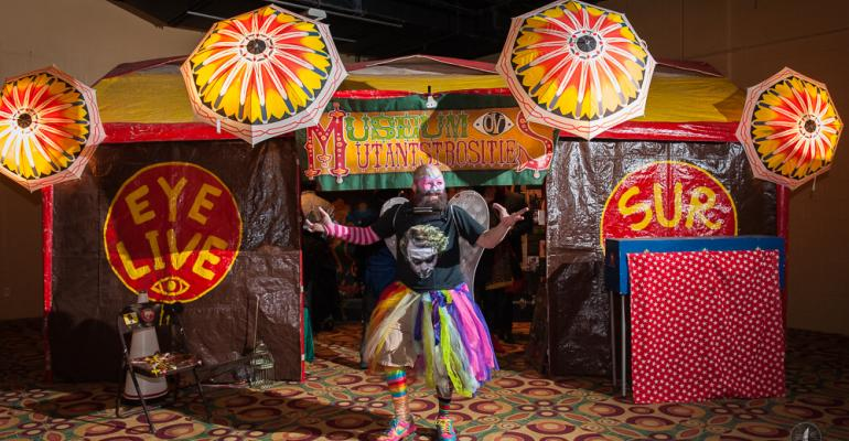 Full Steam Ahead: Beautiful Moments Creates a Steampunk Corporate Holiday Party
