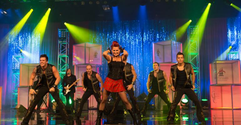 CIC Celebration: MGM Resorts Events Creates a Custom Entertainment Extravaganza