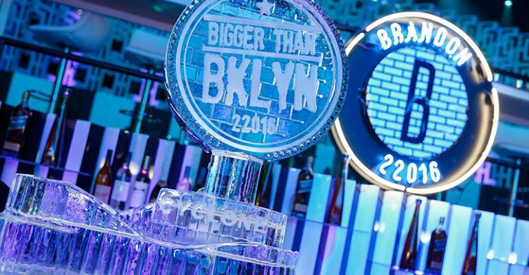 Big-time Bar Mitzvah: Michael Cerbelli Delivers it All for a Brooklyn Bar Mitzvah