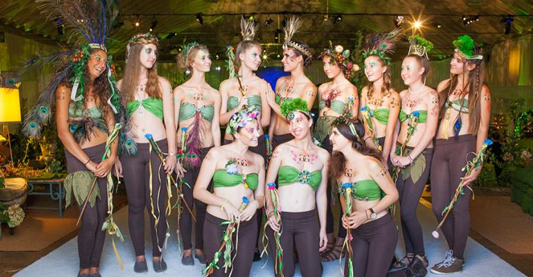 Evergreen: Merryl Brown Events Grows Another Great Green Gala