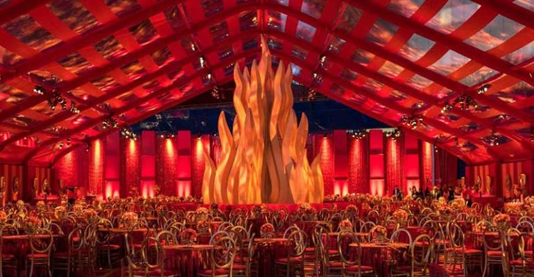 Big Party Rental Companies Share 2016 Event Trends