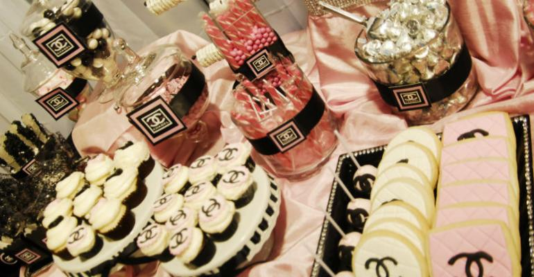 Cuckoo for Coco: Despina Craig Events Cooks up a Child's Coco Chanel Party