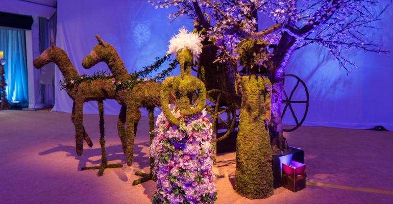 Perfect Fit: Ideas Creates a Fairy-tale Celebration for the 'Cinderella' Ballet