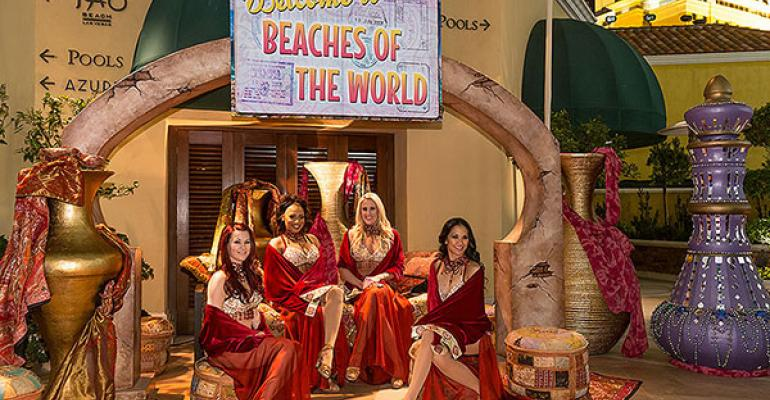 Hit the Beach: Russell Harris Event Group Creates Beaches of the World