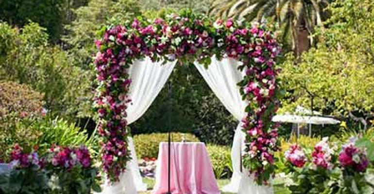 Who Did the Chuppah? A Gallery of Wonderful Wedding Chuppahs