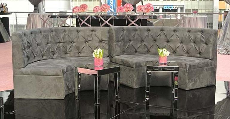 Moving Furniture: Exciting New Designs in Rental Furniture for Special Events