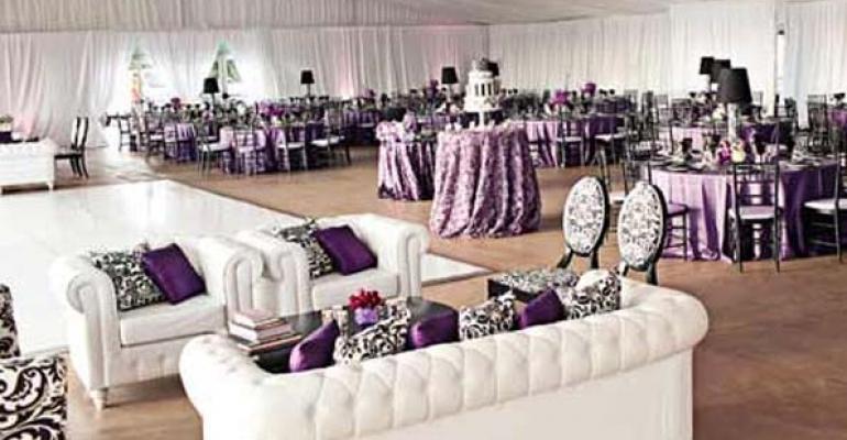 Fashion Sense: Events of Distinction Designs a Stylish Wedding for a Fashion-conscious Couple