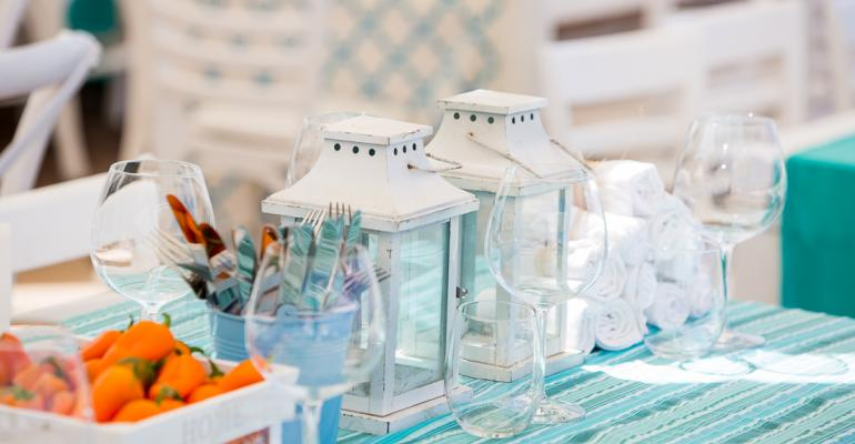 Hit the Beach: KBY Designs Creates a Pretty Party at the Beach