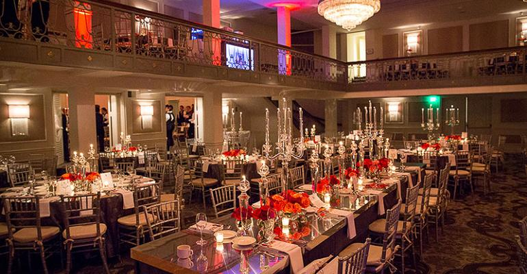 Fit for the Kings: St. Anthony Hotel Hosts the King's Ball