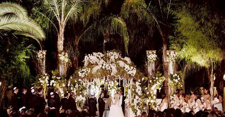Having it All: A High Rise Events Wedding Goes from Marvelous Ceremony to Midnight Carnival