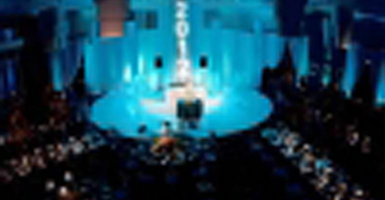 New Year's Eve Wedding: Frank Event Design Puts Two Parties in One
