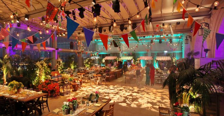 To Market, To Market: KBY Designs Dreams up a Market-theme Bar Mitzvah