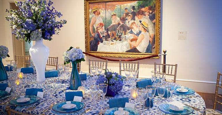 Party at the Phillips: The 2014 Gala is All 'Glitter and Glam'